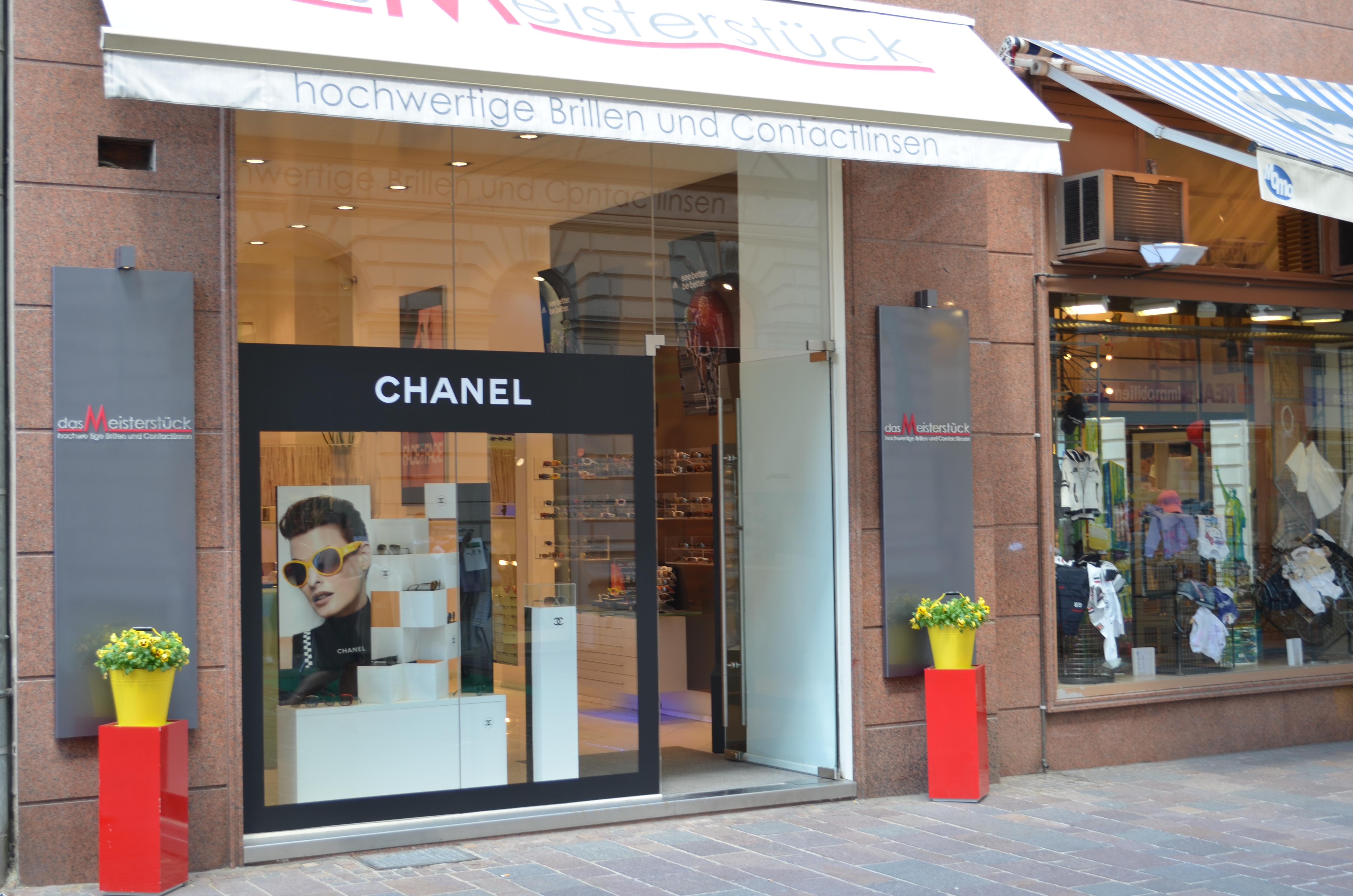 chanel storefront public domain photos