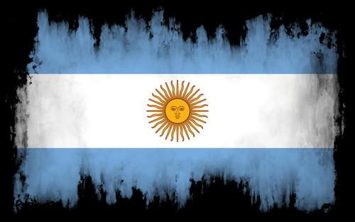 Bandeira Da Argentina Com Efeito Queimadura Fundos Gratuitos