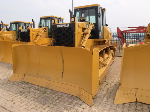 Caterpilla Bulldozer D7G2