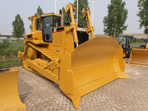 Big bulldozer