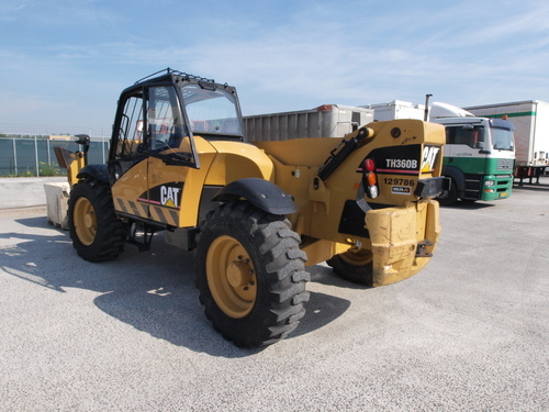 Caterpillar TH360