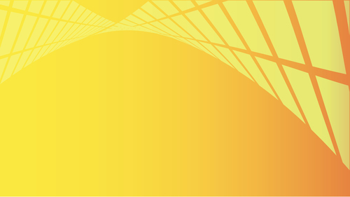 Gradient yellow background with tiles