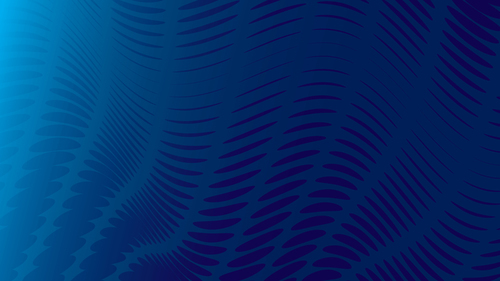 Blue background wavy dots