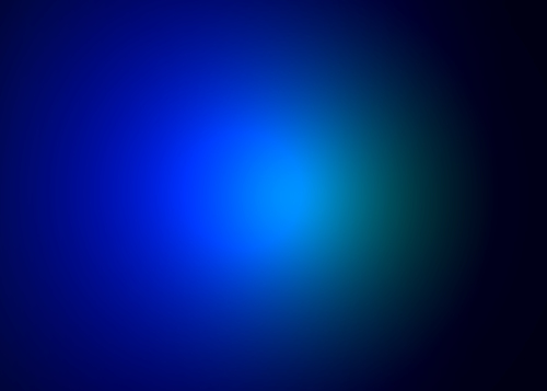 Blue color gradient