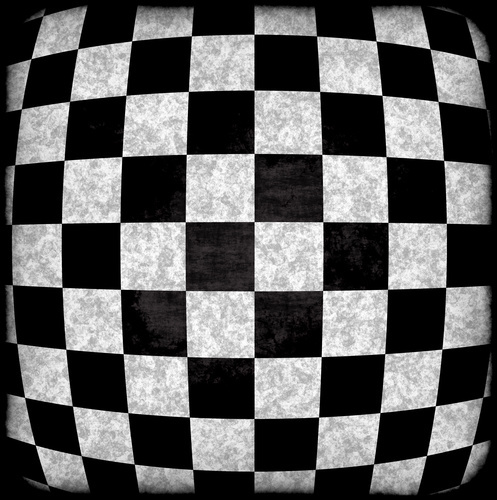Checkered pattern background graphics