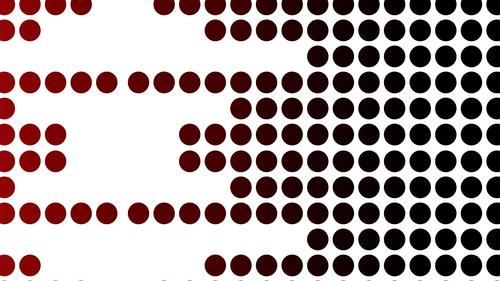 Format Large D Arrière Plan De Modèle Pointillé Arrière