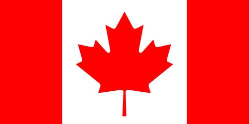 Resultado de imagen para bandera canada