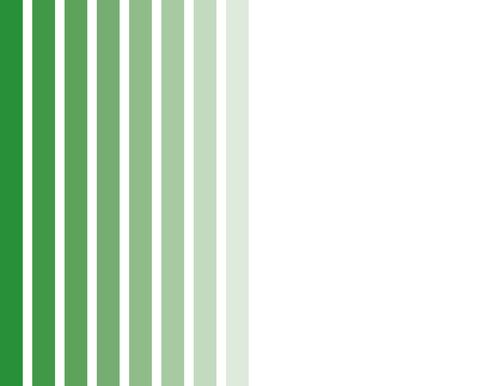 Green stripes presentation background