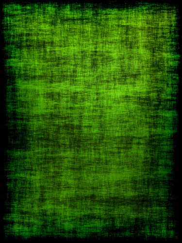 Green background with grunge texture