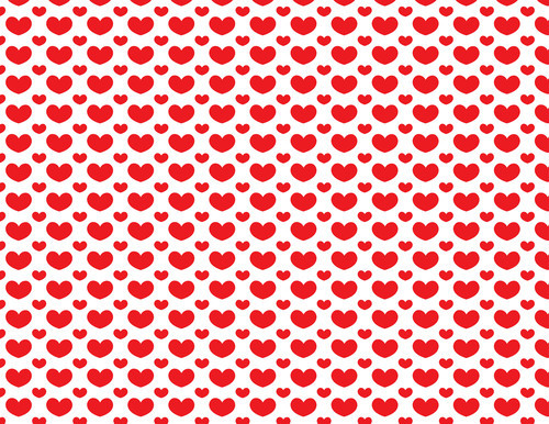 Hearts love wallpaper
