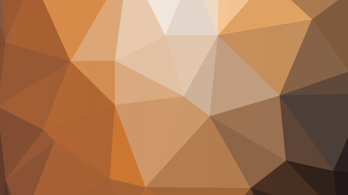 Low poly brown background