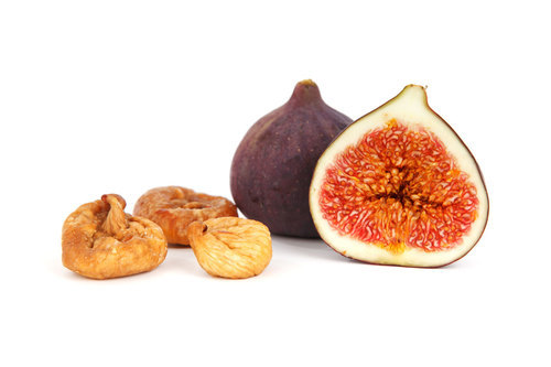 Figs, dried and fresh
