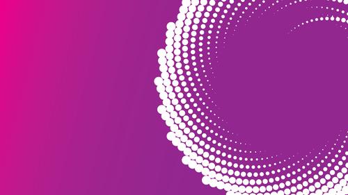 Purple Background White Halftone Free Backgrounds