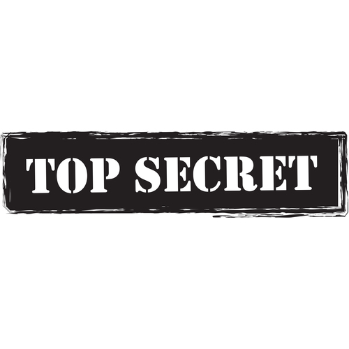 Top secret black label
