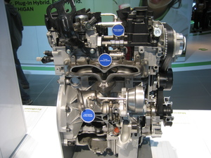Ford Ecoboost engine 1.6