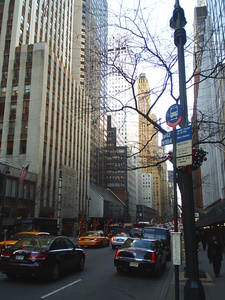East 42nd Street, NYC
