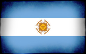Flag of the Republic of Argentina