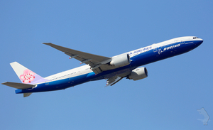 China Airlines Boeing 777