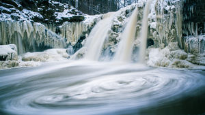 Palle Falls Conservation Area, Canada