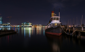 Port of Baltimore, United States
