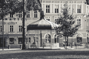 Bandstand at Congress Square
