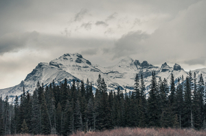 Mountains of Banff