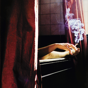 Smoking while bathing