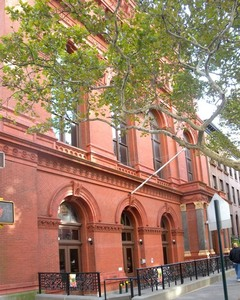 Building of Brooklyn Historical Society