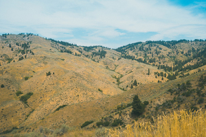 Hills in Boise, United States