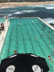 Pool at Bondi Beach, Australia