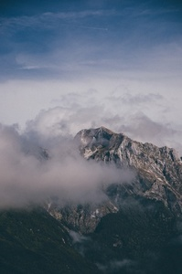 Bovec mountain