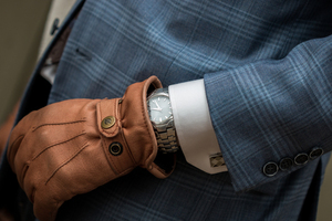 File:Business man's leather glove
