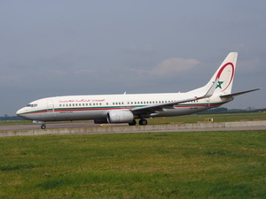 Royal Air Maroc Boeing 737-85P
