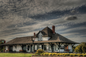 Train Station Fort Saskatchewan