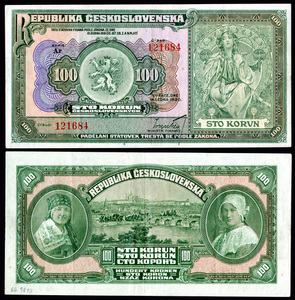 Money in Czechoslovakia
