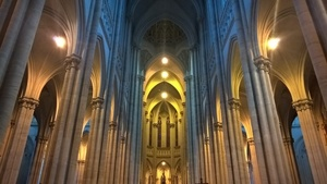 Cathedral's architecture