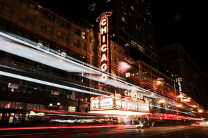 Chicago gece