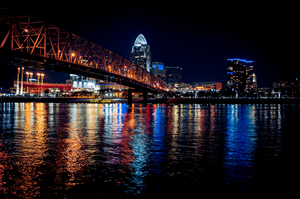 Cincinnati from the River