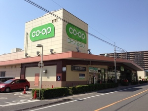 Co-op grocery store