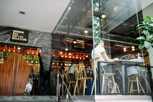 Common Man Coffee Roasters, Singapour