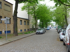 Street in Berlin, Germany
