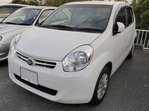 Daihatsu Boon CL M600S front view
