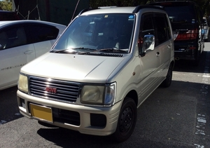 Daihatsu move custom car