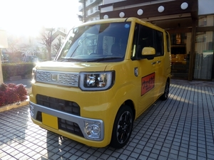 Van called Wake of Daihatsu car brand