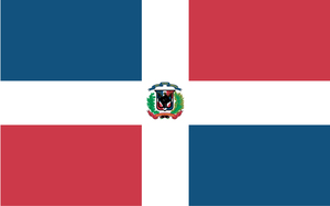 Flag of Dominican Republic image