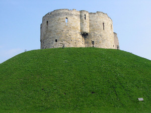 Cliffords Tower en York