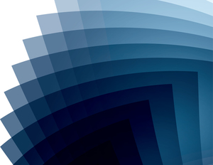 Gradient blue color background