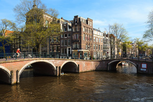 Bridges in Amsterdam