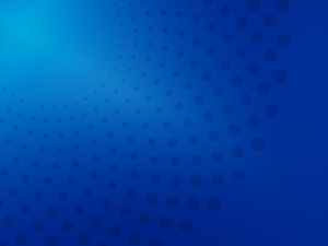 Blue background with dots