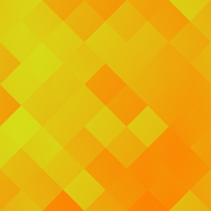 Colored tiles yellow background